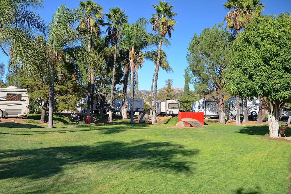 Oak Creek RV Resort in El Cajon
