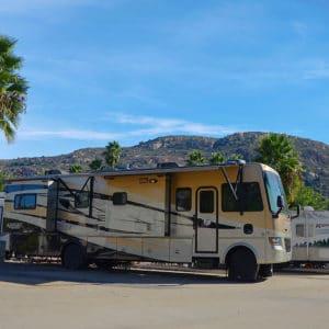 Oak Creek RV Resort In El Cajon