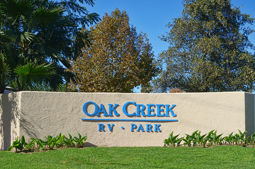Oak Creek RV Resorts