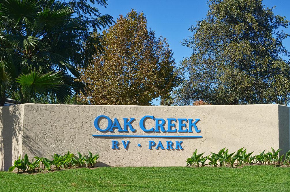 Oak Creek RV Resorts