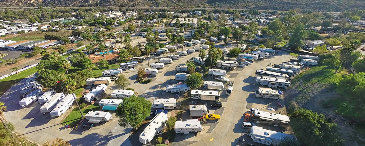 Welcome to Oak Creek RV Resort
