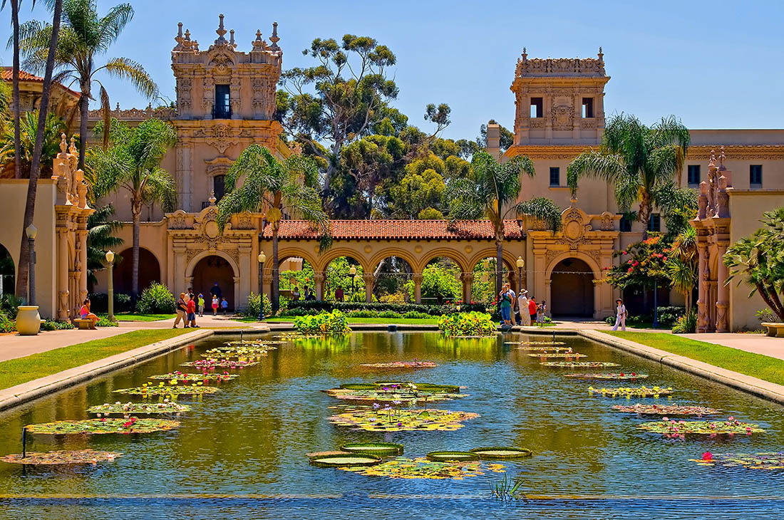 Balboa Park in San Diego | Oak Creek RV Resort | San Diego, California