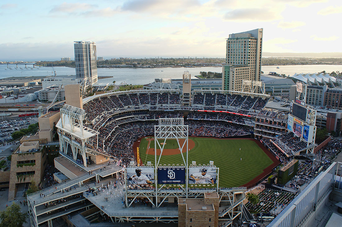 Petco Park in San Diego, California | America's Finest City