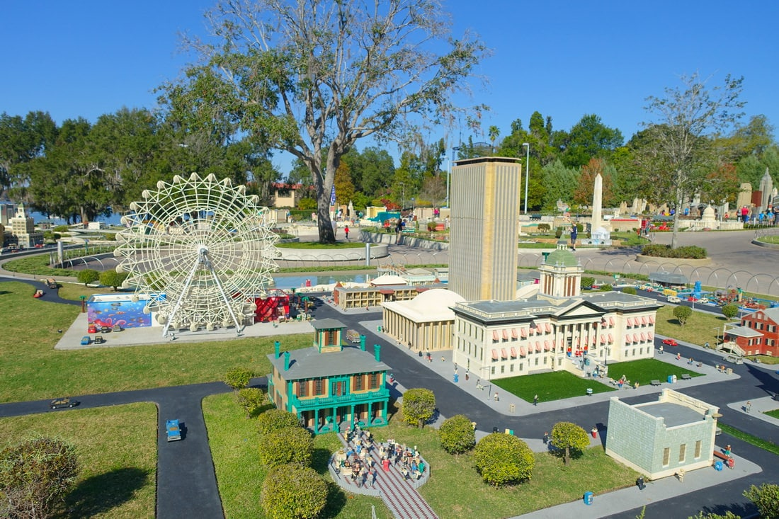 be sure to visit legoland san diego when you stay with us
