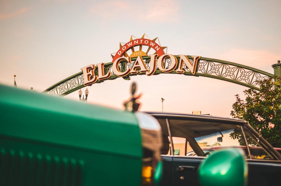 Come visit El Cajon California