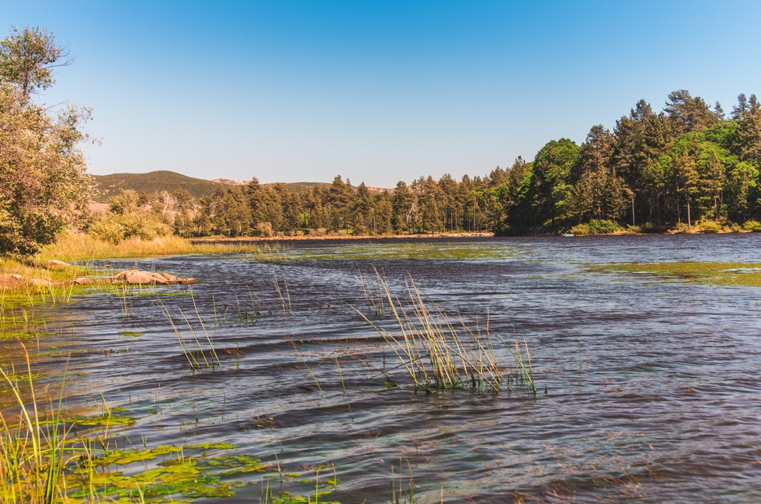 Lake Cuyamaca Is A Great Place To Fish